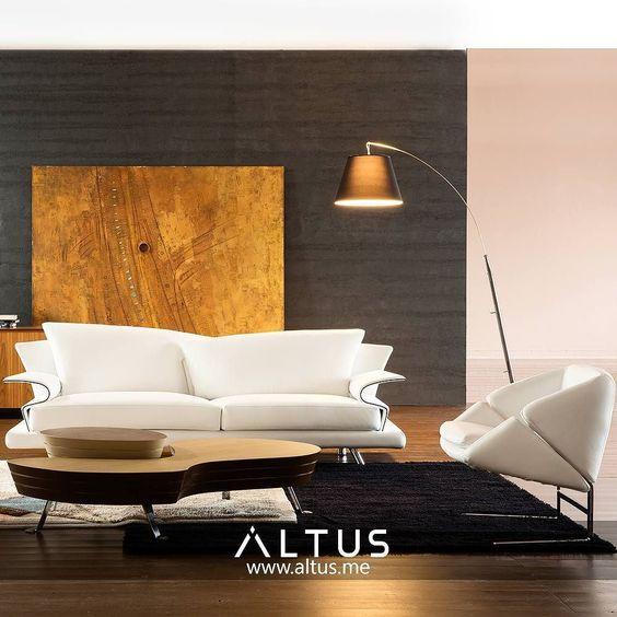 Super Roy sofa designed by Giorgio Saporiti for Il Loft creatively uses angles to combine futuristic and retro styles. Featuring the Gilda chair.  #luxury #furniture #interiors #interiordesign #interiordecor #homedesign #homedecor #style #decor #design #instahome #instadesign #instadecor #instagood #luxurylife #luxurylifestyle #millionaire #billionaire #highsociety #Beirut #Lebanon #middleeast #like4like #likeforlike #l4l #lfl #giorgiosaporiti #illoft #madeinitaly by altus.me