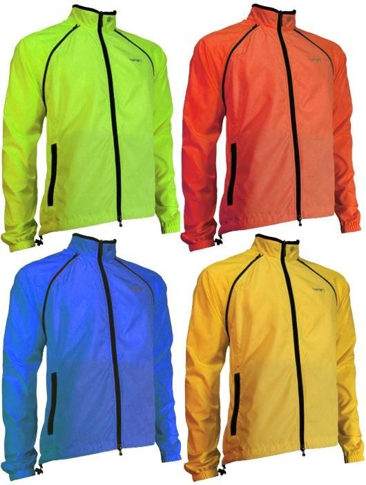 Canari Eclipse II Zip Off Arms Cycling Jacket Vest | eBay