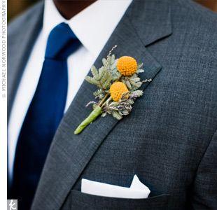 Traje lindo y corbata linda. Para el gordo, obvio.