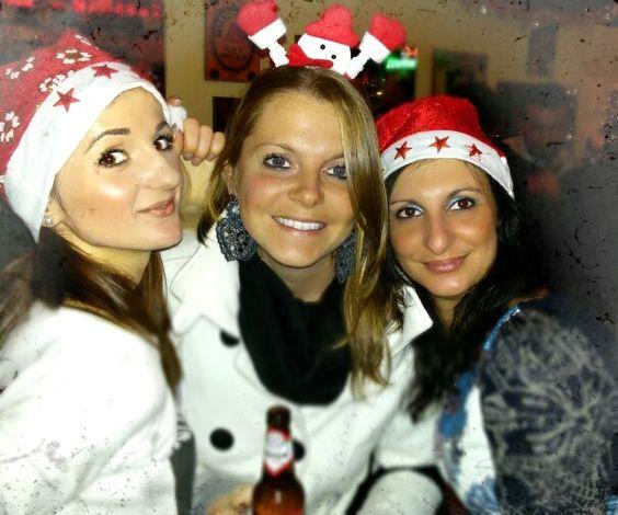 #xmas #2014 #newscafe #newscafesavona #savona #porto #nicelocation #nicepeople #fun #smile #girls