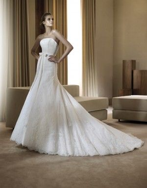 Pronovias Florin.  Meu vestido de noiva!!