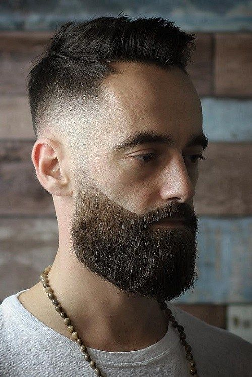 Pleasing 35 Best Hairstyles With Beard For Men 2018 2019 Beard Styles For Natural Hairstyles Runnerswayorg