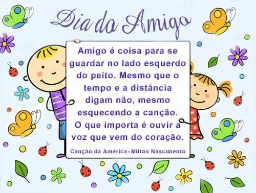DIA DO AMIGO - Verluci Almeida - FlogVIP.net/verluci