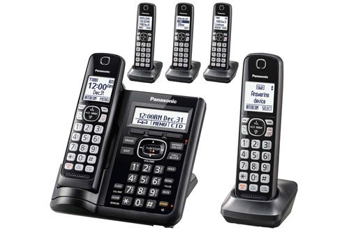 Top 10 Best Cordless Phones With Answering Machine Headsets In 2019 Cordless Phone Phone Answering Machines