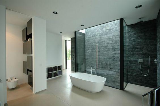la salle de bain schmidt - beauté et innovations - archzine.fr - Schmidt Salle De Bains