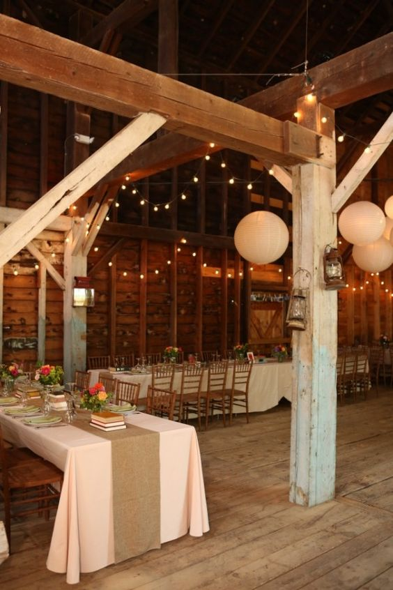 TOP 10 Barn STYLE WEDDINGS FROM 2013 - Rustic Wedding Chic: