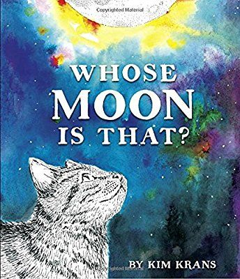 Whose Moon Is That? Children's book
