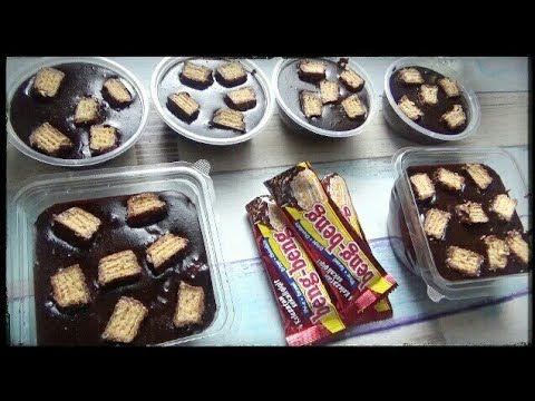Resep Puding Coklat Beng Beng Youtube Puding Coklat Puding Coklat