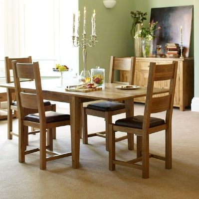 Micklow - Large Extending Dining Table | Tables | Dining Room