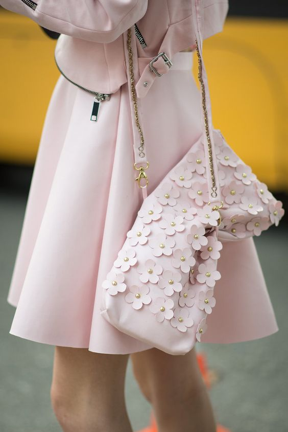 There's Something So Sleek About the PFW Street Style Accessories: If there's any time to work your outfit around your most striking accessories, it's now.