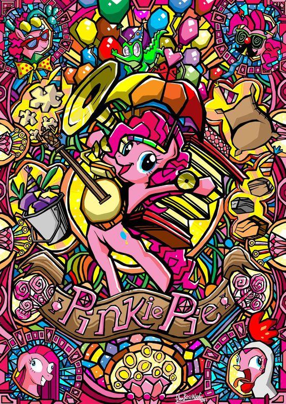 Pinkie Pie by glenbw.deviantart.com on @deviantART