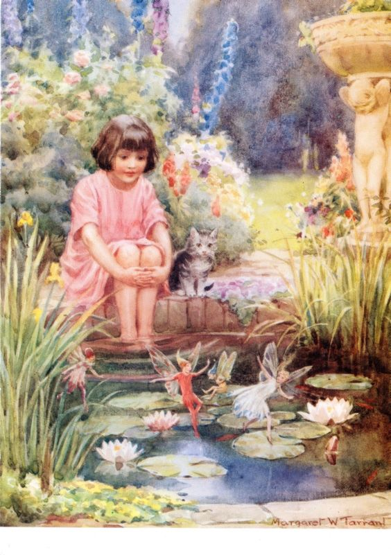 margaret-tarrant-Tales From The Fairies.