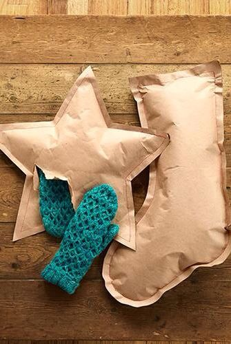 Gift wrap idea: