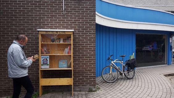 Boîte à lire Embourg 2 Chaudfontaine