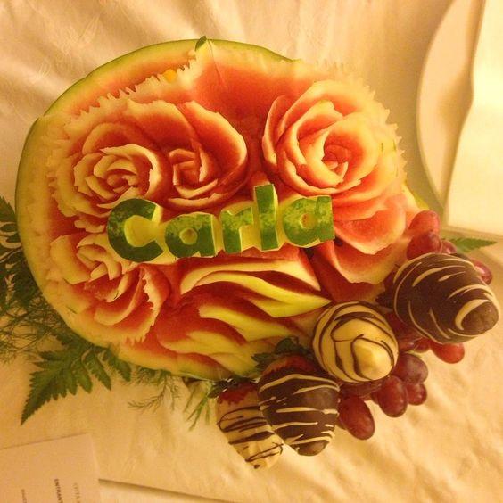 centro sandía by Art de Fruita