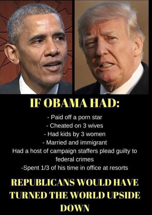 Obama wouldn't have been elected to the Senate if he had even been accused of any kind of impropriety.