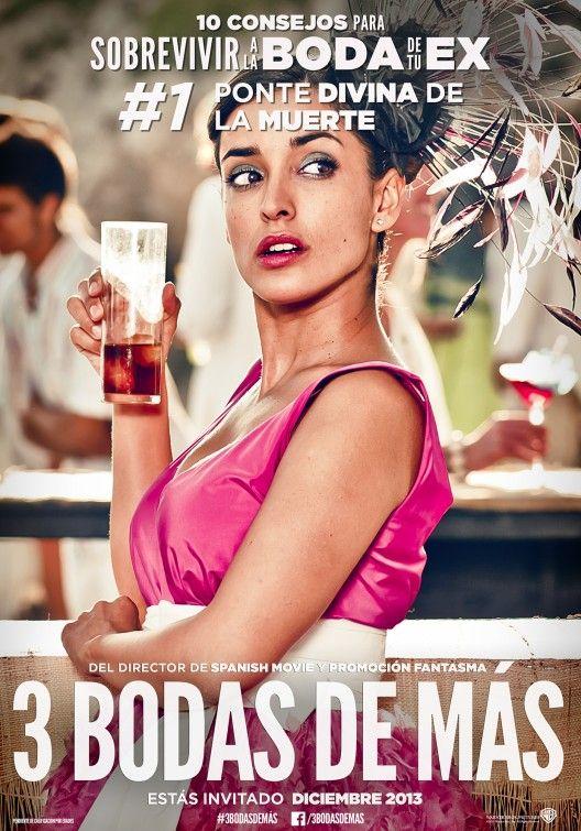 Tres bodas de más Movie Poster