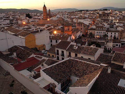Antequerra/ Andalucia in Spain