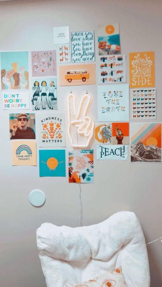 10 Tumblr Photo Wall Ideas Cute Room Ideas Aesthetic Room Decor Dorm Room Decor