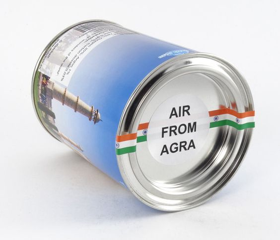 Canned Air from Agra. by DutchAir on Etsy