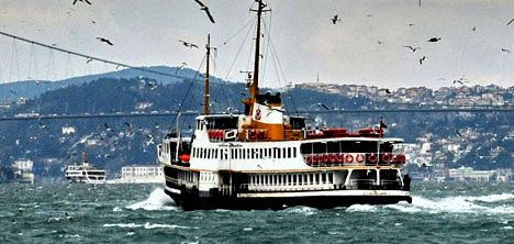 Which Bosphorus Cruise Tour to take in Istanbul? How to get either Sehir Hatlari Ferry or Turyol Bosphorus Tour Boat? What are the cheapest options?
