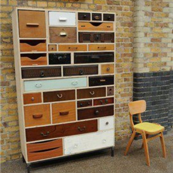 ... Furniture With Lots Of Small Drawers By The World S Catalog Of Ideas ...