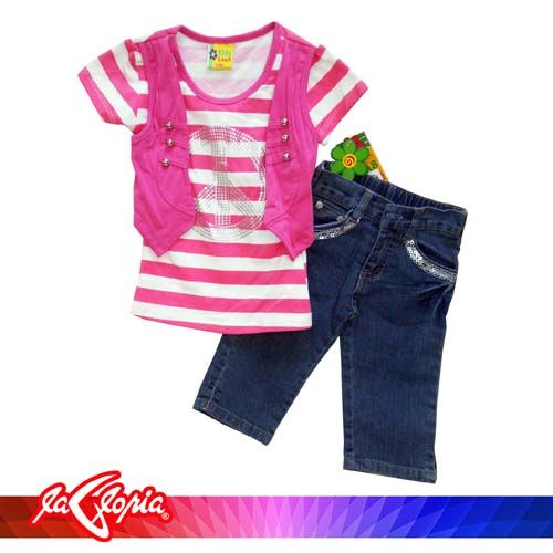 Porque a los #niños también les encanta vestirse y verse bien! Aprovecha las #OfertasGloriosas 3er.piso #descuentos del 50%