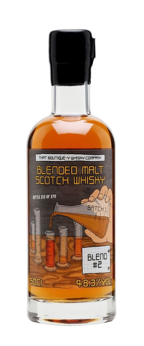 That Boutique Y Whisky Company Review