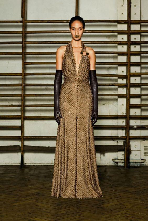 The Best of Spring 2012 Couture  - HarpersBAZAAR.com