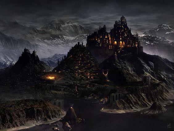 Aydindril #castles #sot