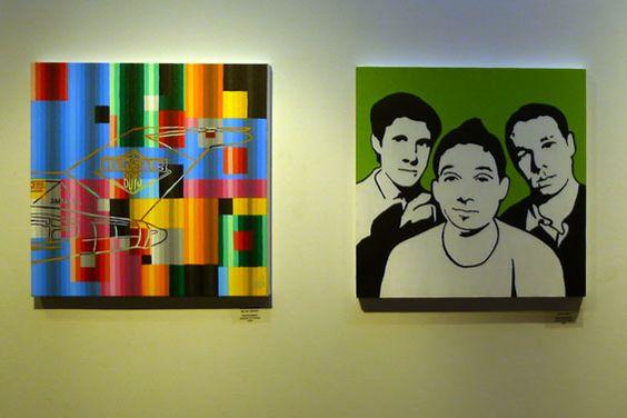 Intergalactic Planetary: Beastie Boys Tribute Art Show - Houston Press