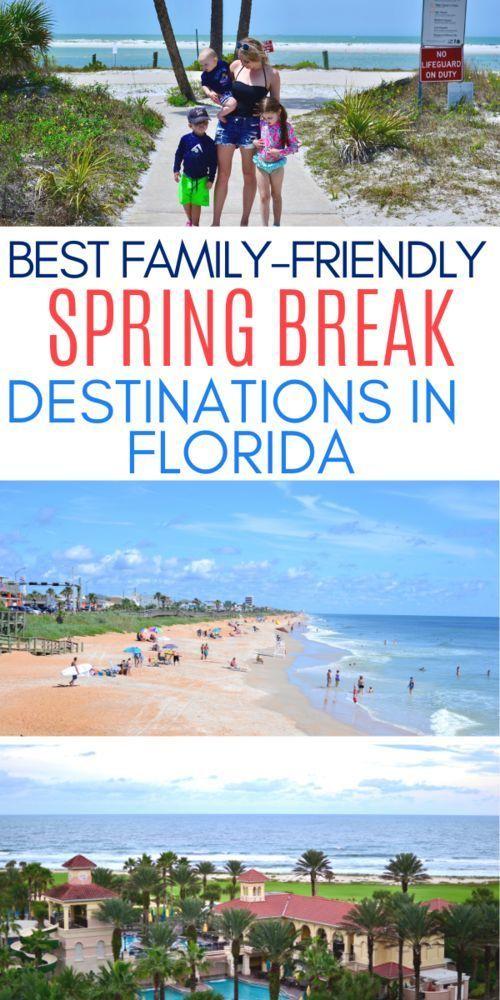 Florida Spring Break Destinations For Families A Mom Explores Spring Break Vacations Spring Break Destinations Spring Break Trips