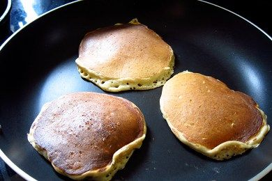 Heat Up Your Pan And Make Some Healthy Pancakes