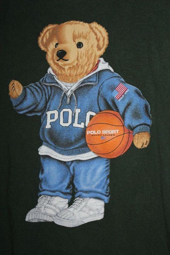 Mens Bear T Shirt