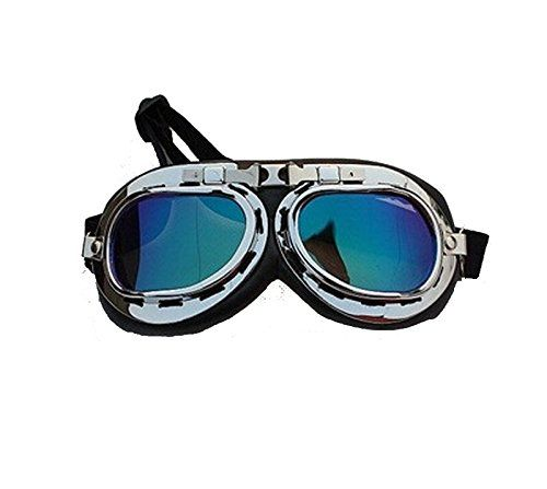 Aviatr Pilot Cruiser Scooter Goggles Vintage Windproof Sun UV Protection Safety Glasses Eyewear Full Frame Sport Cycling Ski Sunglasses Blue KT-Global http://www.amazon.com/dp/B01969X22S/ref=cm_sw_r_pi_dp_aXq-wb1F3HJQ4