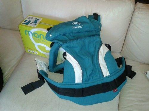 Porte-bébé ergonomique Manduca: test, avis et photos