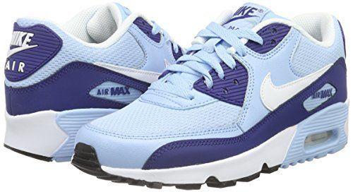 : NIKE Air Max 90 Mesh GS 833340105 Color