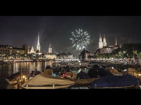 New Year Eve In Zurich 2020 Zurich New Year Lake Basin Fireworks 2020 In 2020 Celebration Around The World New Years Eve Fireworks Celebration Balloons