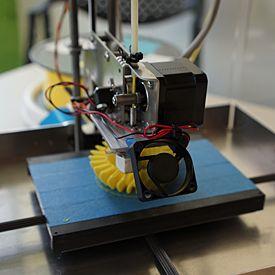A Sneak Peek at the MOD-t $250 3D Printer.