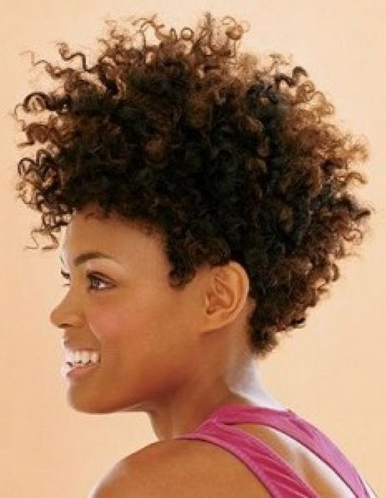 Enjoyable African American Hair Short Curly Hairstyles And Shorts On Pinterest Hairstyles For Women Draintrainus