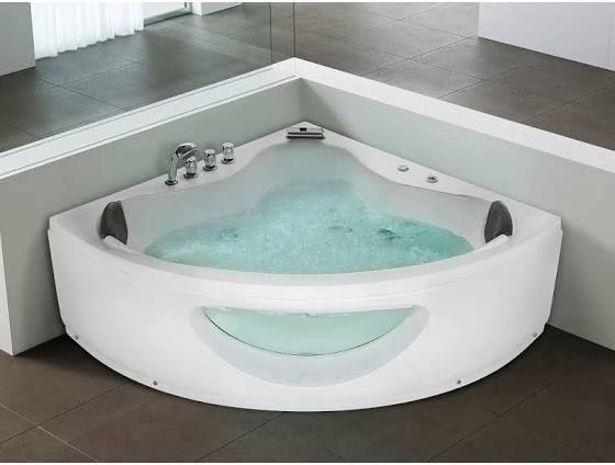 Jacuzzi Corner Bath Baneras Agua