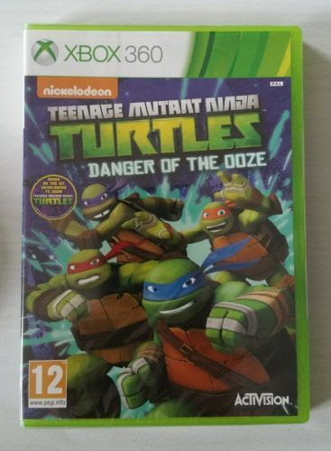 #Teenage #mutant ninja #turtles - danger of the ooze for xbox 360 *sealed* *pal*,  View more on the LINK: http://www.zeppy.io/product/gb/2/351819038198/