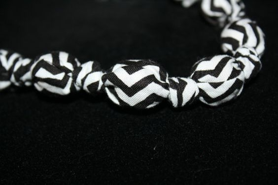 Chevron Teething Toy & Necklace for Mom  NWT modern great by iPuke, $6.75