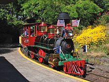 Washington Park and Zoo Railway - Wikipedia, the free encyclopedia