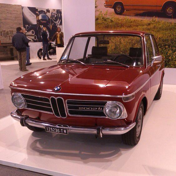 BMW 2002 ti - Padova Fiere