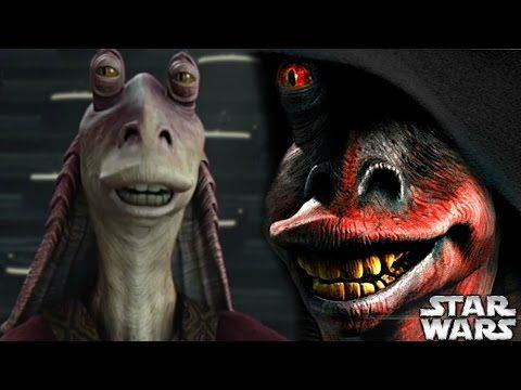 Jar Jar S Fate Revealed Star Wars Explained Star Wars Fate War