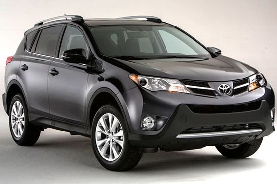 Toyota, Compact suv and SUVs on Pinterest
