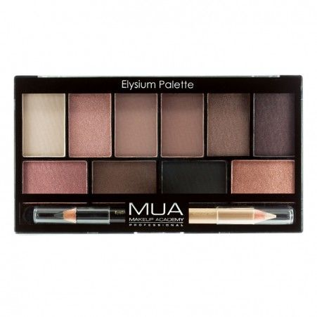 Elysium Palette | MUA Make up Academy