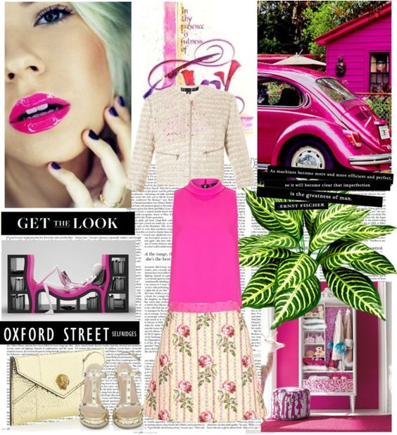 """wallpaper skirt"" by bodangela ❤ liked on Polyvore"