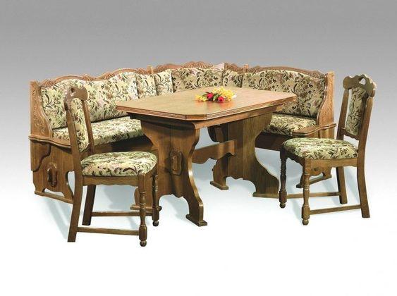 Atemberaubende Inspiration Tisch Und Stuhle Eiche Rustikal